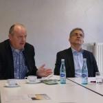 Tarek Al-Wazir und Horst Stapp